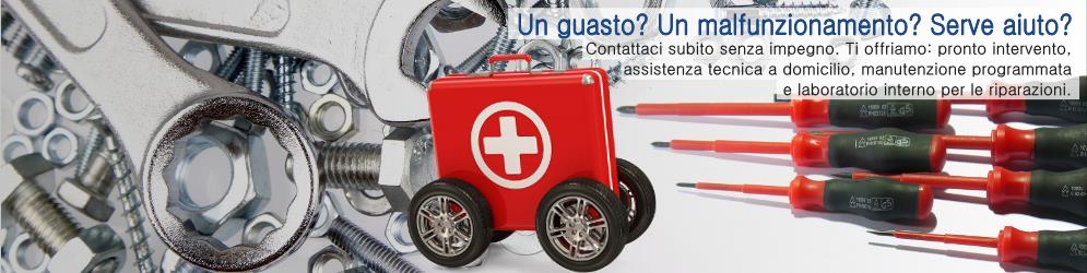 Banner_Guasto Malfunzionamento Serve aiuto_Assistenza tecnica Pronto int...