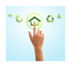 Casa Smart e Green concept