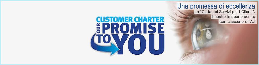 Banner_Carta dei Servizi per i Clienti_SAP SYSTEM