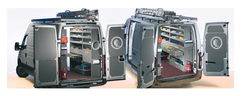 Furgoni Assistenza S.A.P. System