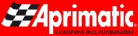 Logo Aprimatic - Il campione dell'automazione