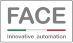 FACE S.p.A. Porte Automatiche Logo