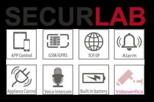 Securlab funzioni in grafica